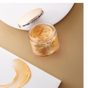 NEW Luxurious Gold Anti-Aging Mask. Full size